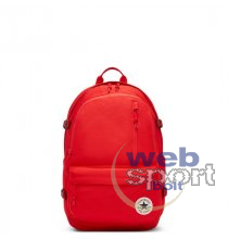 CONVERSE STRAIGHT EDGE BACKPACK RED