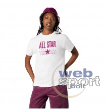 ALL STAR RELAXED TEE WHITE