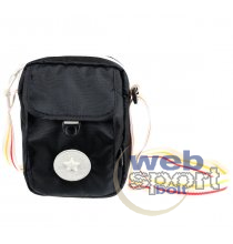 TWISTED VARSITY CROSS BODY 2 BLACK