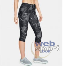 Armour Fly Fast Printed Capri