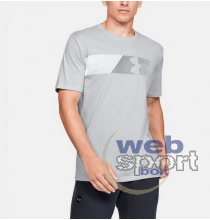 UA FAST LEFT CHEST 2.0 SS