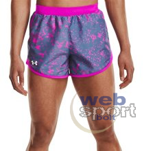 UA FLY BY 2.0 PRINTED SHORT