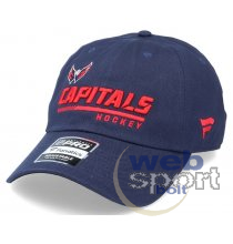 Washington Capitals Authentic Pro Locker Room Unstructured Adjustable Cap Navy-OS