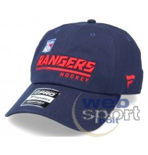 New York Rangers Authentic Pro Locker Room Unstructured Adjustable Cap Navy-OS