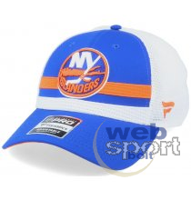 New York Islanders Authentic Pro Draft Structured Trucker Cap Team-OS