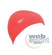 Polyester Cap Red