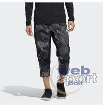 CONTINENT CAMO CITY CROPPED PANT