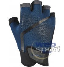 NIKE MENS EXTREME FITNESS GLOVES BLUE FORCE/BLACK/THUNDERSTORM