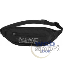 NIKE LARGE CAPACITY GRAPHIC WAISTPACK 2.0 BLACK/BLACK/SILVER