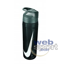 NIKE TR HYPERCHARGE STRAW BOTTLE ANTHRACITE/COOL GREY/WHITE